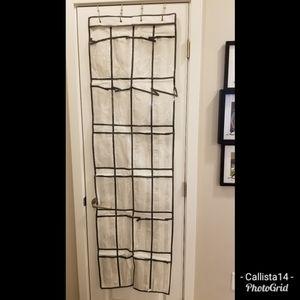 Other - NWOT Over the Door Pocket Organizer